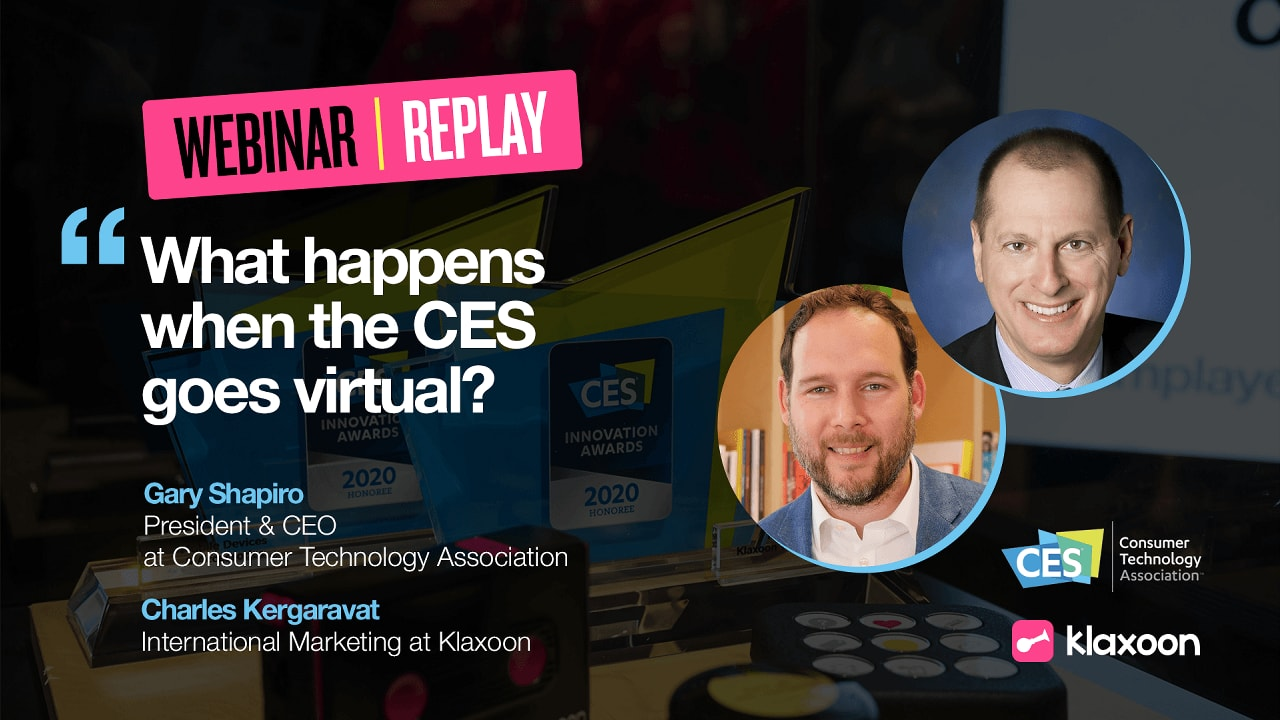 What happens when the CES goes virtual?