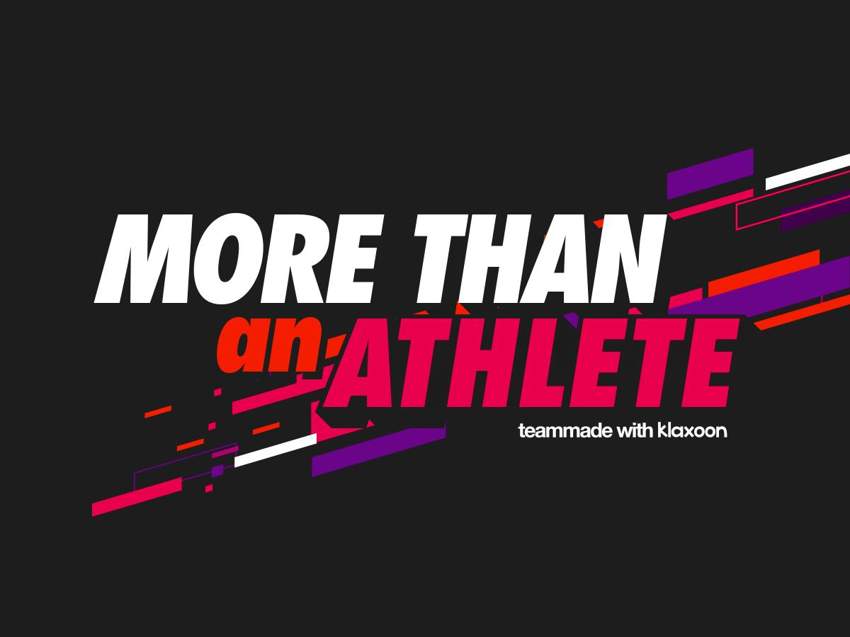 Le Template More Than An Athlete pour un programme sportif sur-mesure