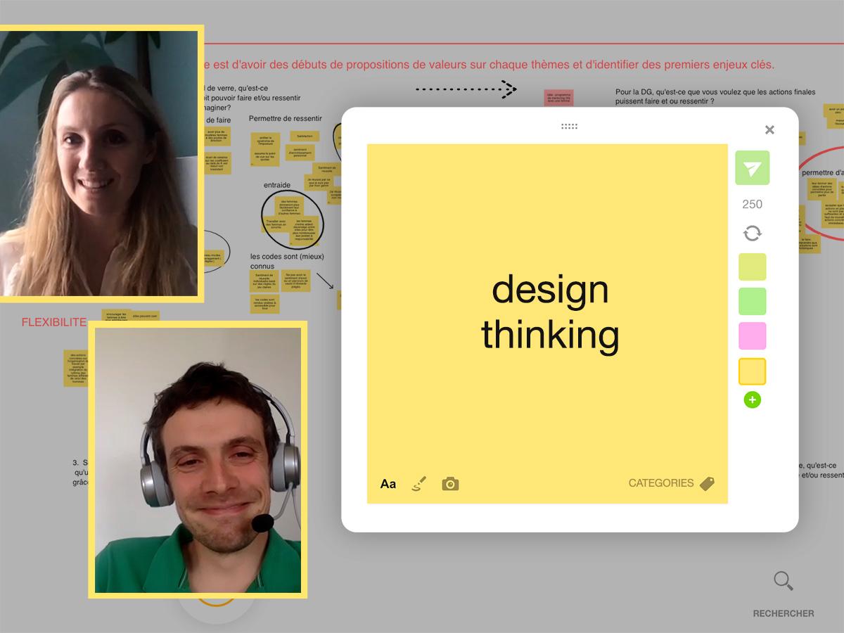 Design Thinking Klaxoon Furious Intent