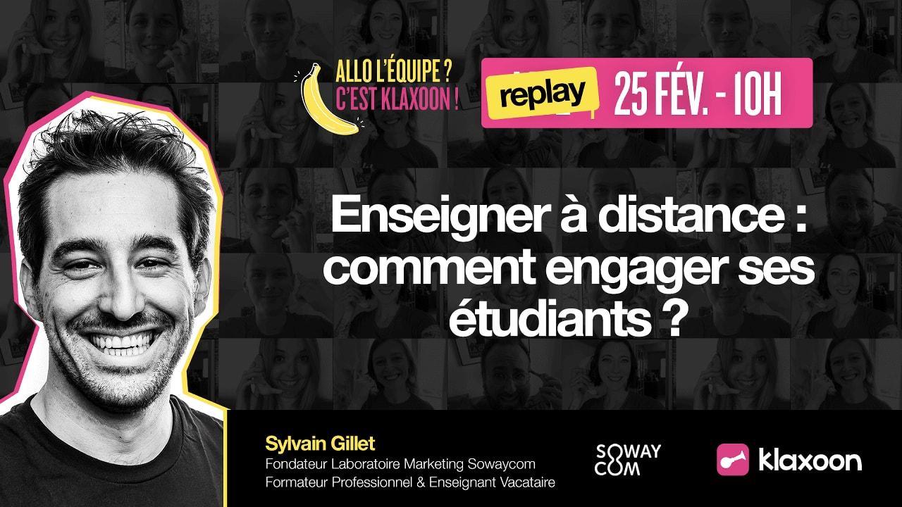 Enseigner à distance : comment engager ses étudiants ?
