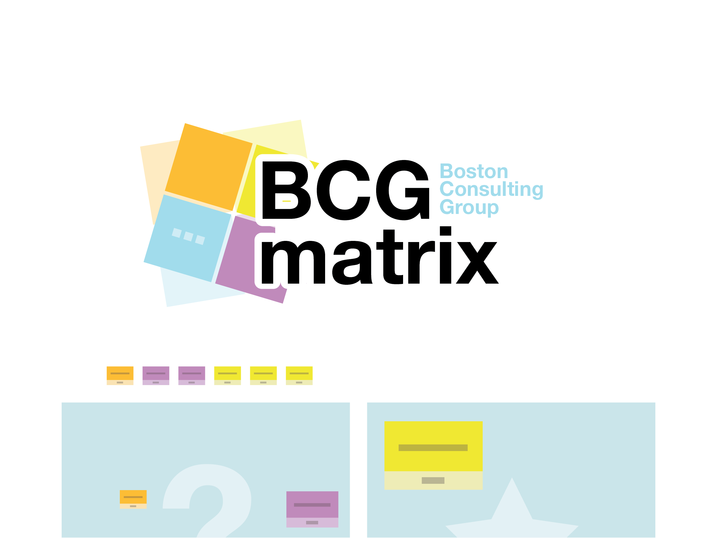 BCG Matrix on Klaxoon