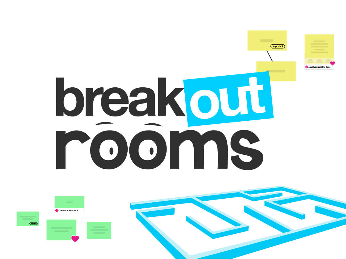 Breakout rooms template