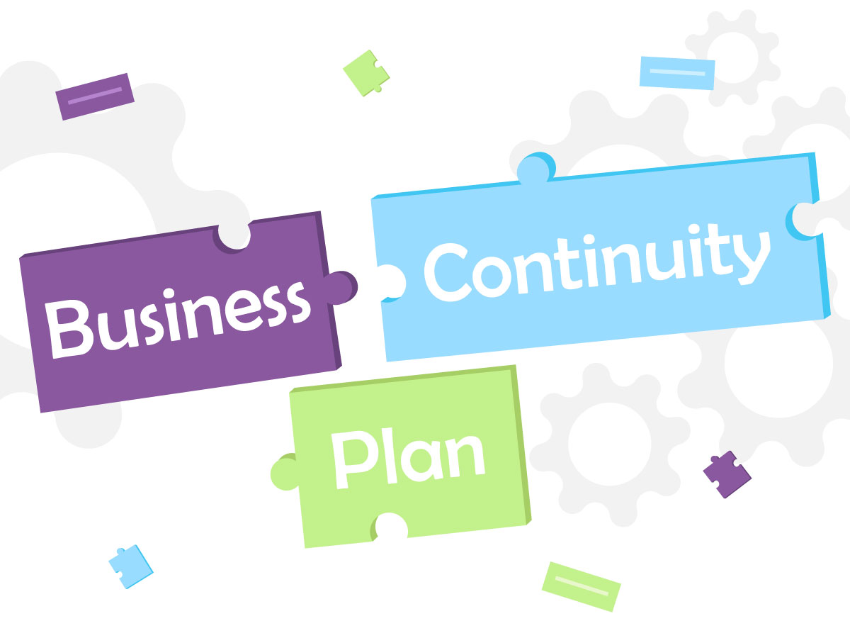 template Business continuity plan