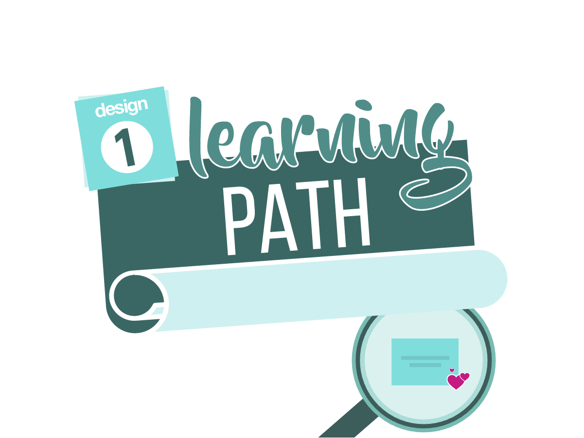 design a learning path free template online