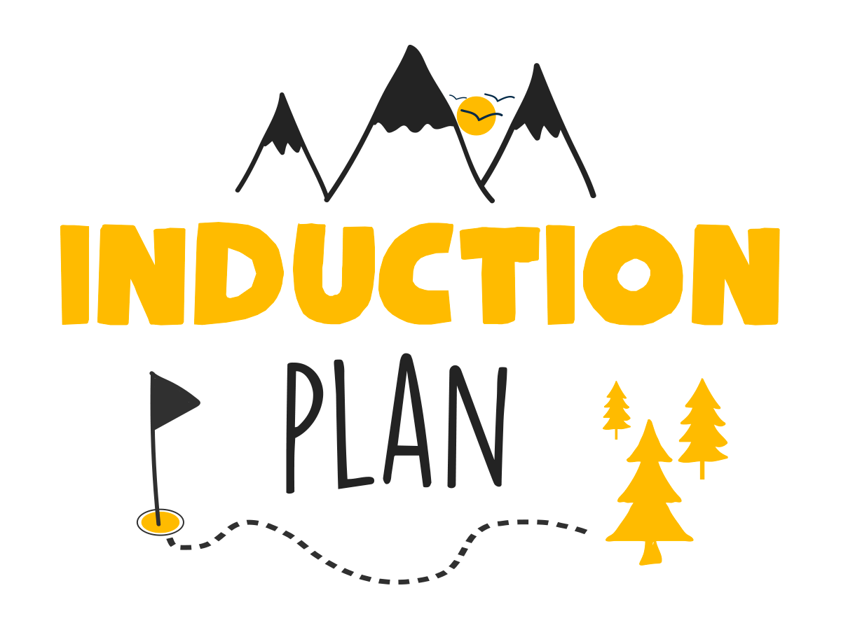 induction plan template