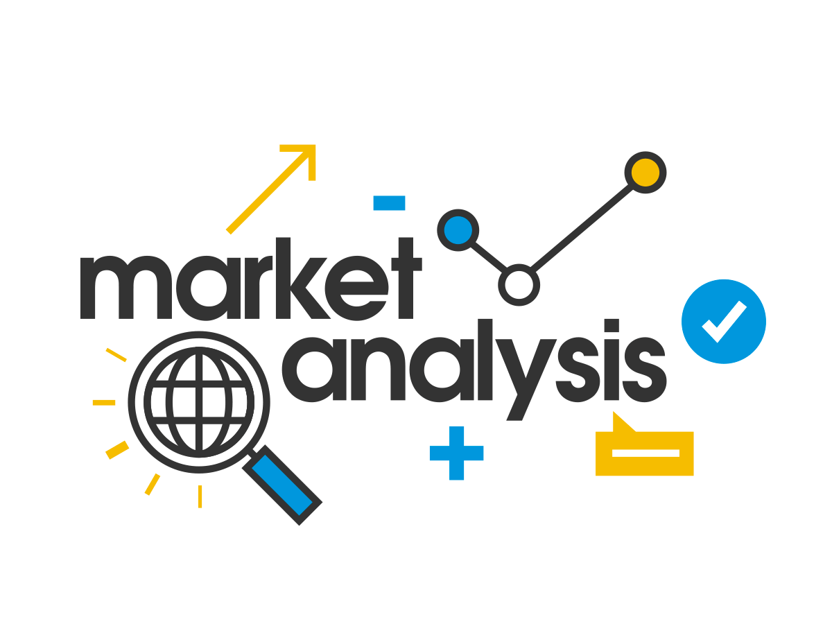 Market Analysis to refine your project simply and as a team by analyzing the market, the targets and the competition