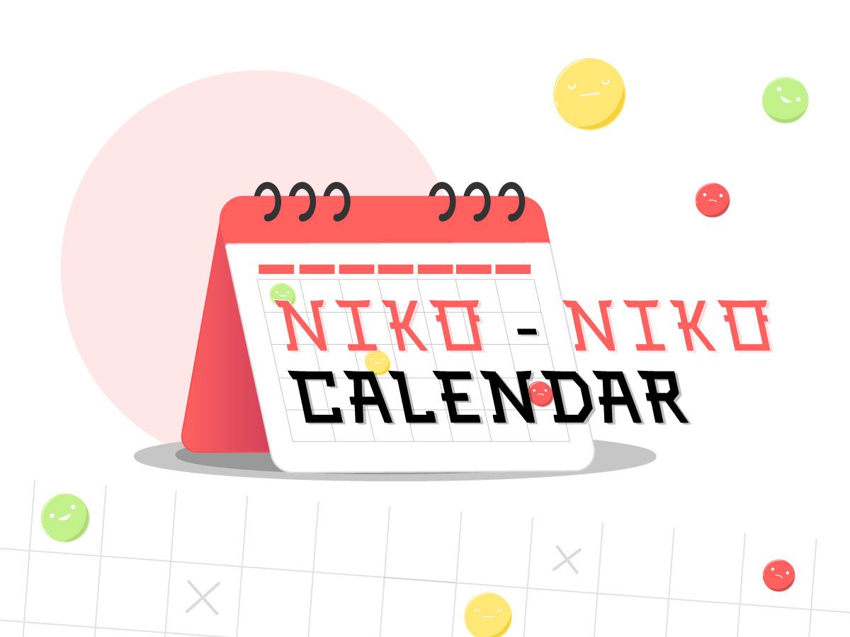 niko-niko calendar