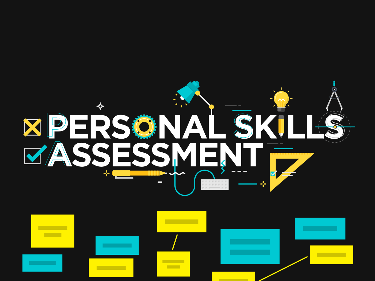 Template personal skills assessment free online