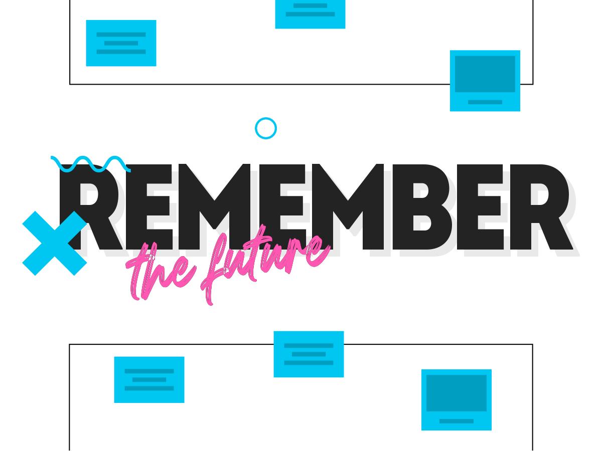 Online Remember the future workshop