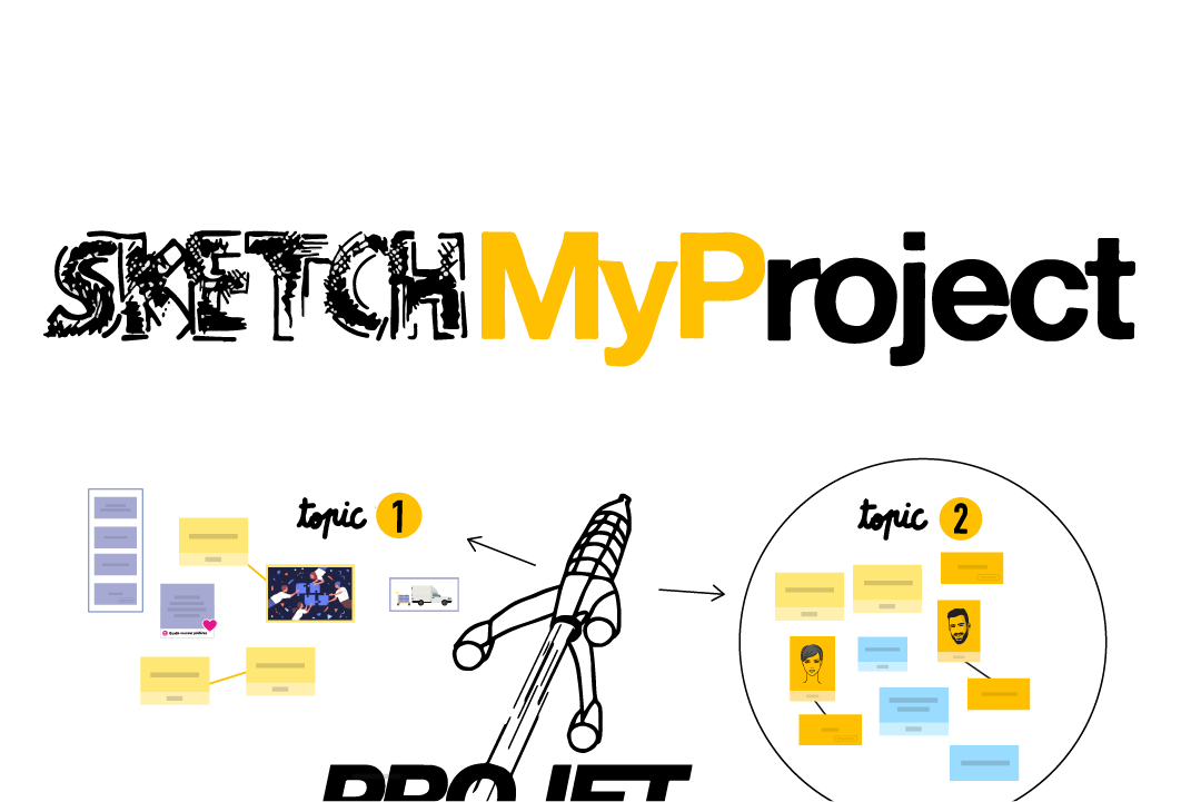 Manage your projects with SketchMyProject