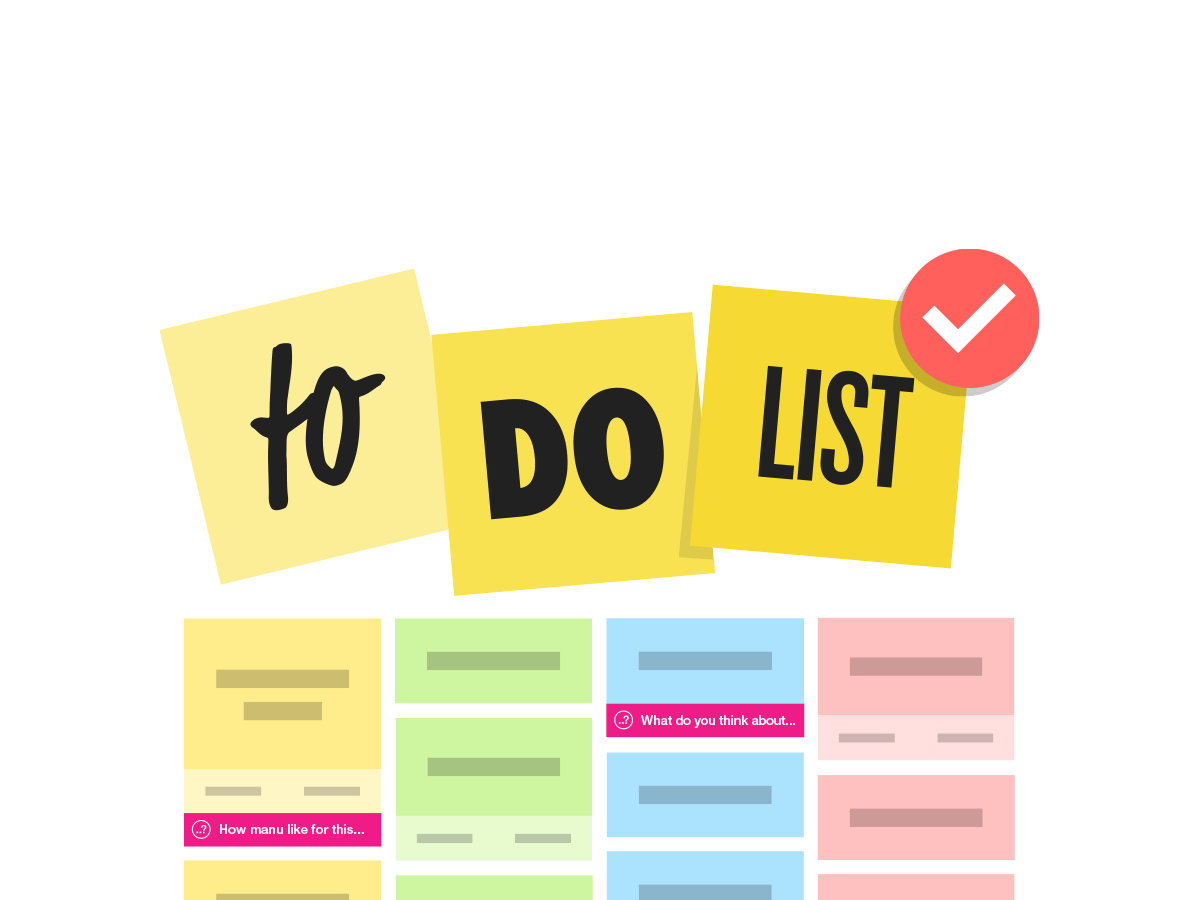 Free to do list template