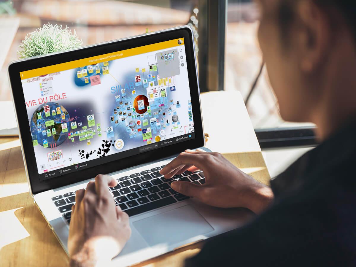 Piloter et gérer des projets avec un brainstorming en ligne
