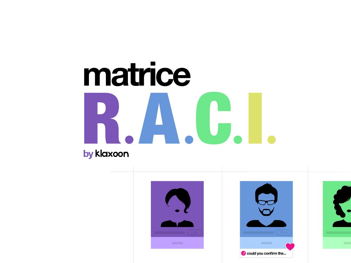 Modèle gratuit en ligne matrice de responsabilité RACI