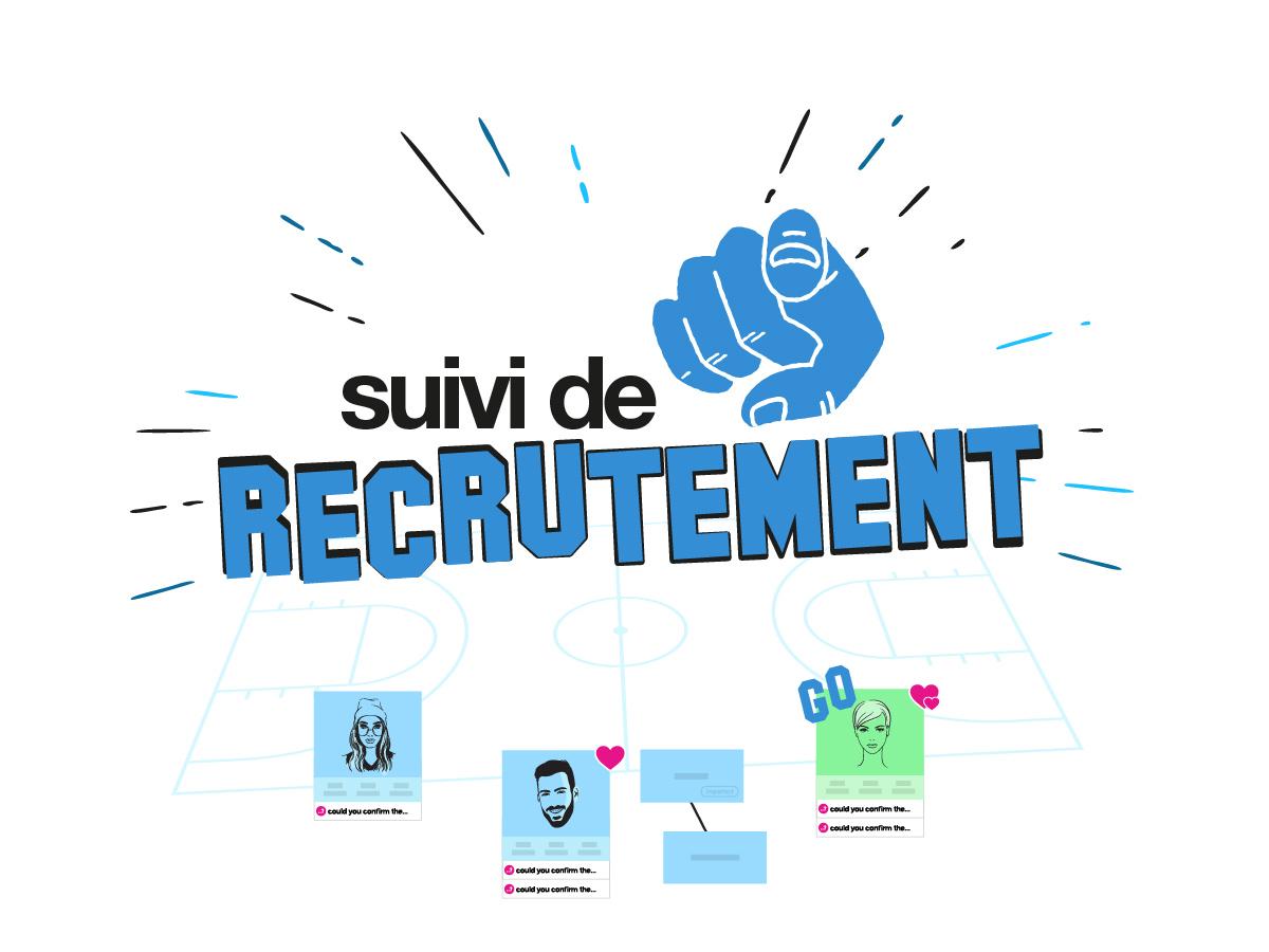 Suivi de recrutement en ligne
