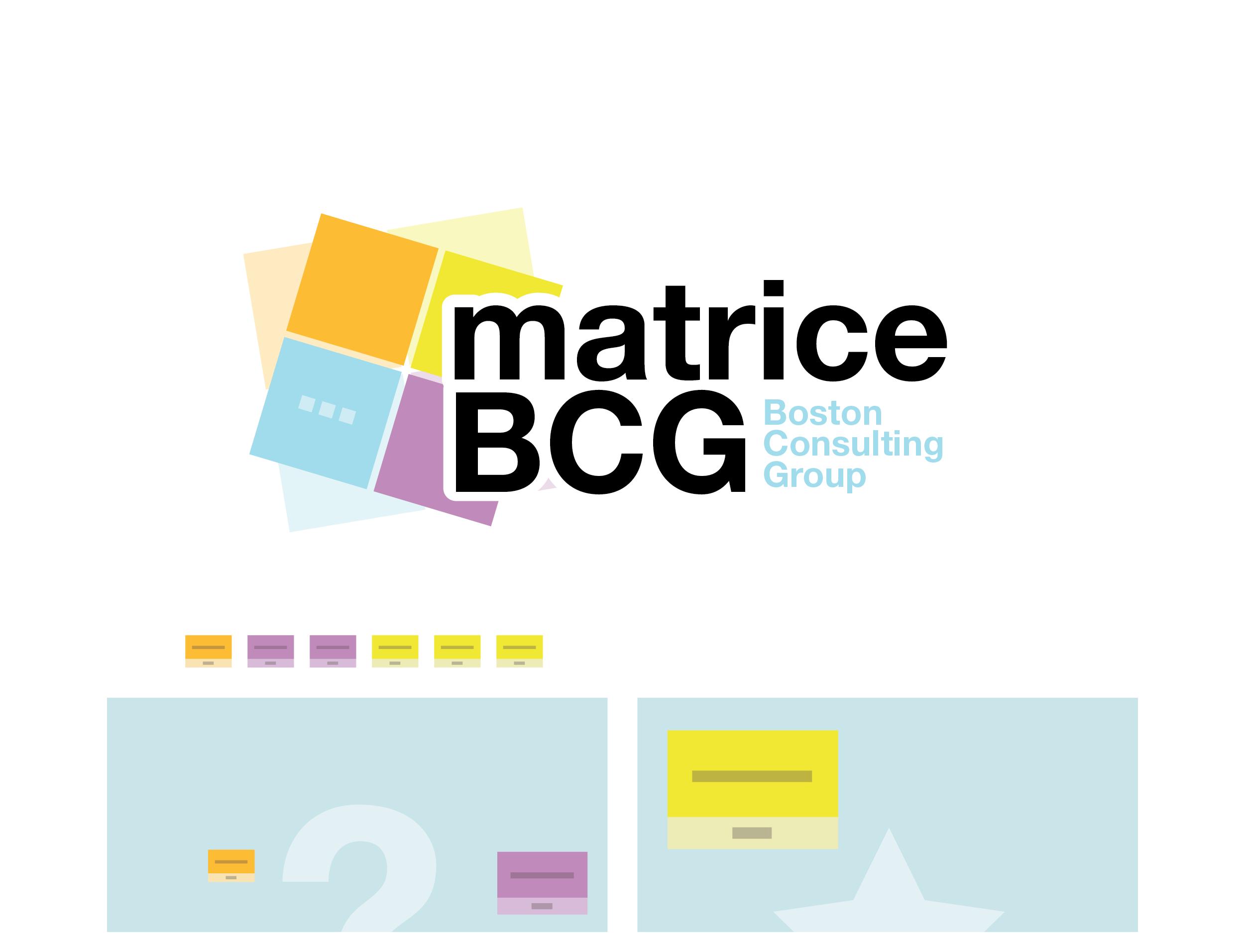 modèle en ligne gratuit de matrice BCG