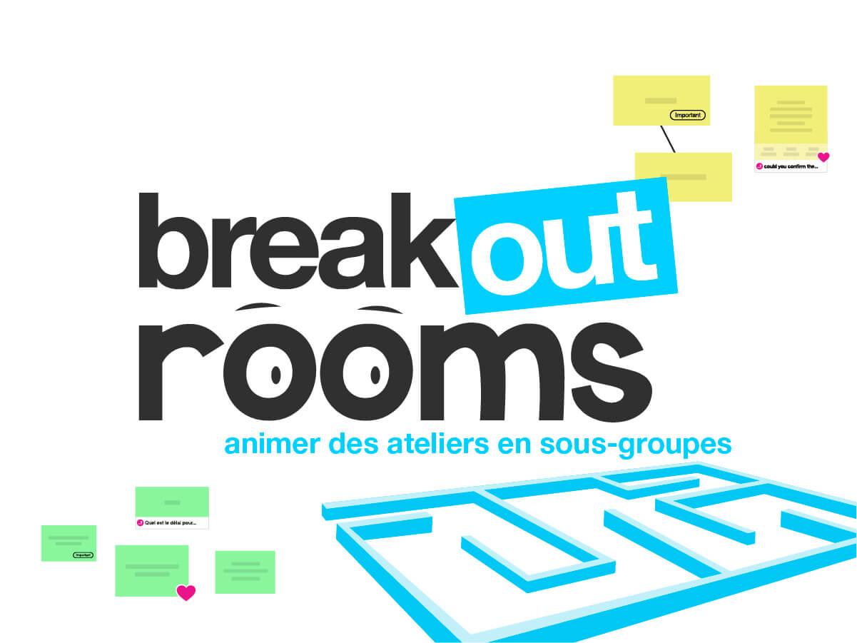 template Breakout Rooms Klaxoon