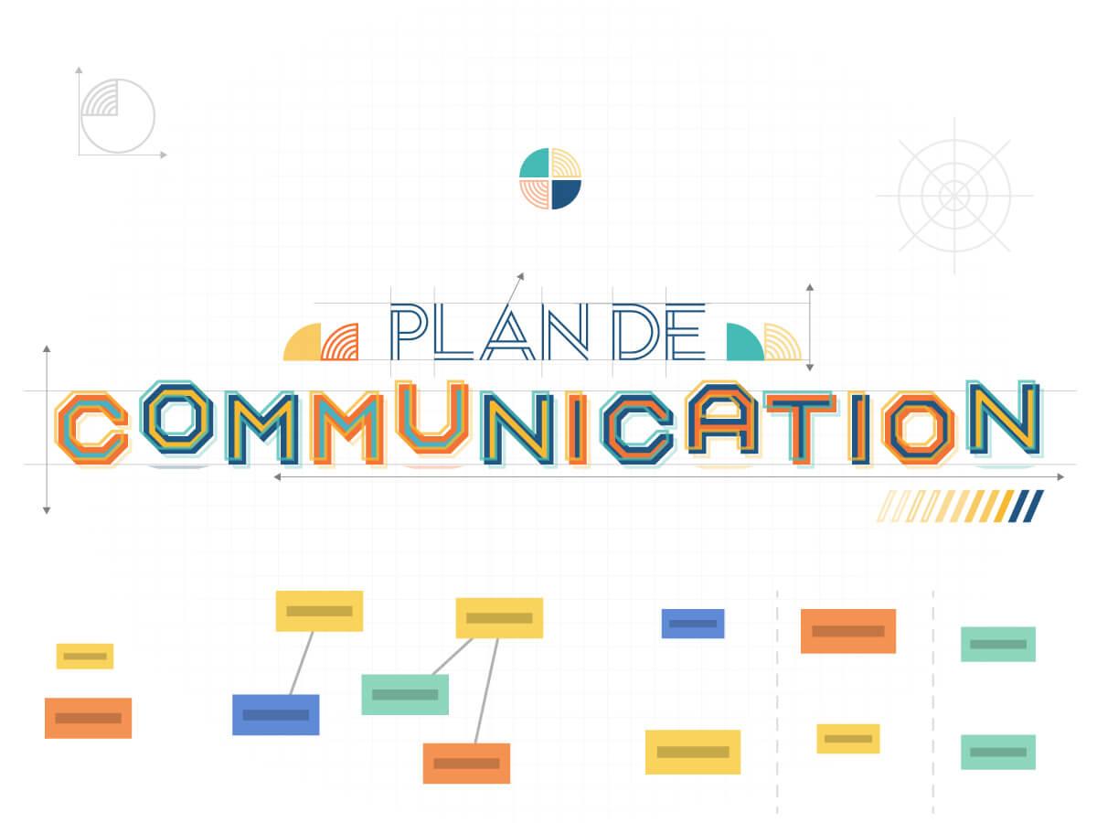 plan de communication template klaxoon
