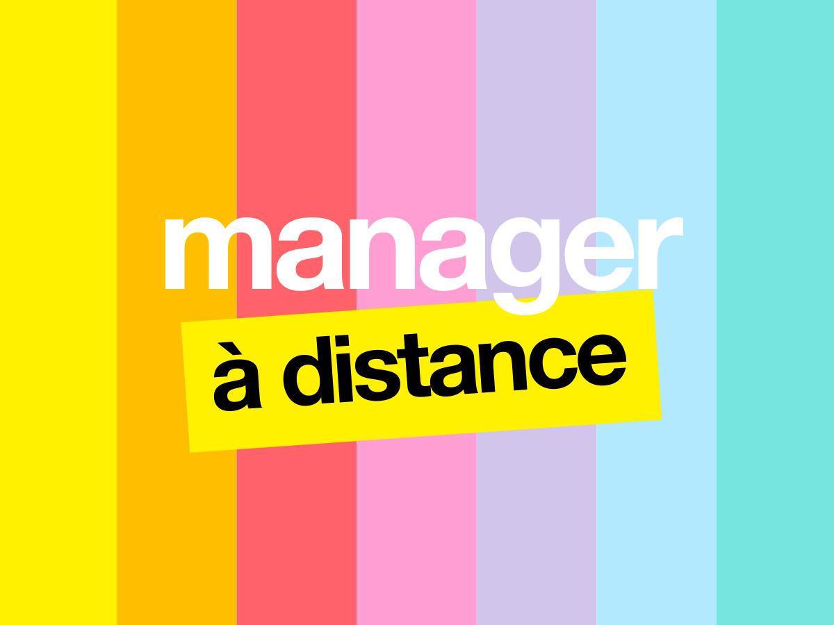 manager à distance avec klaxoon