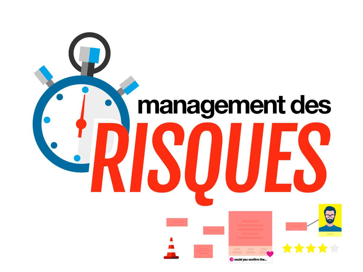 management des risques template gratuit en ligne
