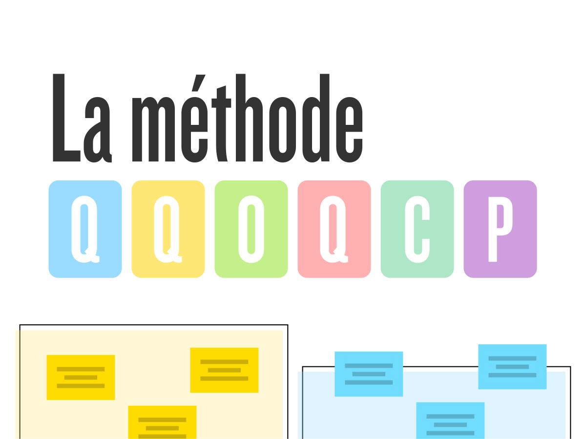 modèle en ligne gratuit QQOQCP