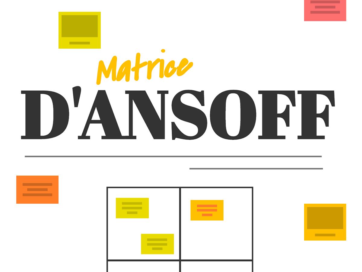 matrice Ansoff analyse template gratuit