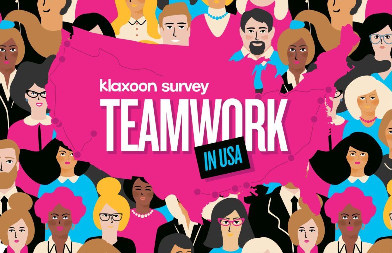 Etude et analyse du travail en équipe aux Etats Unis par Klaxoon