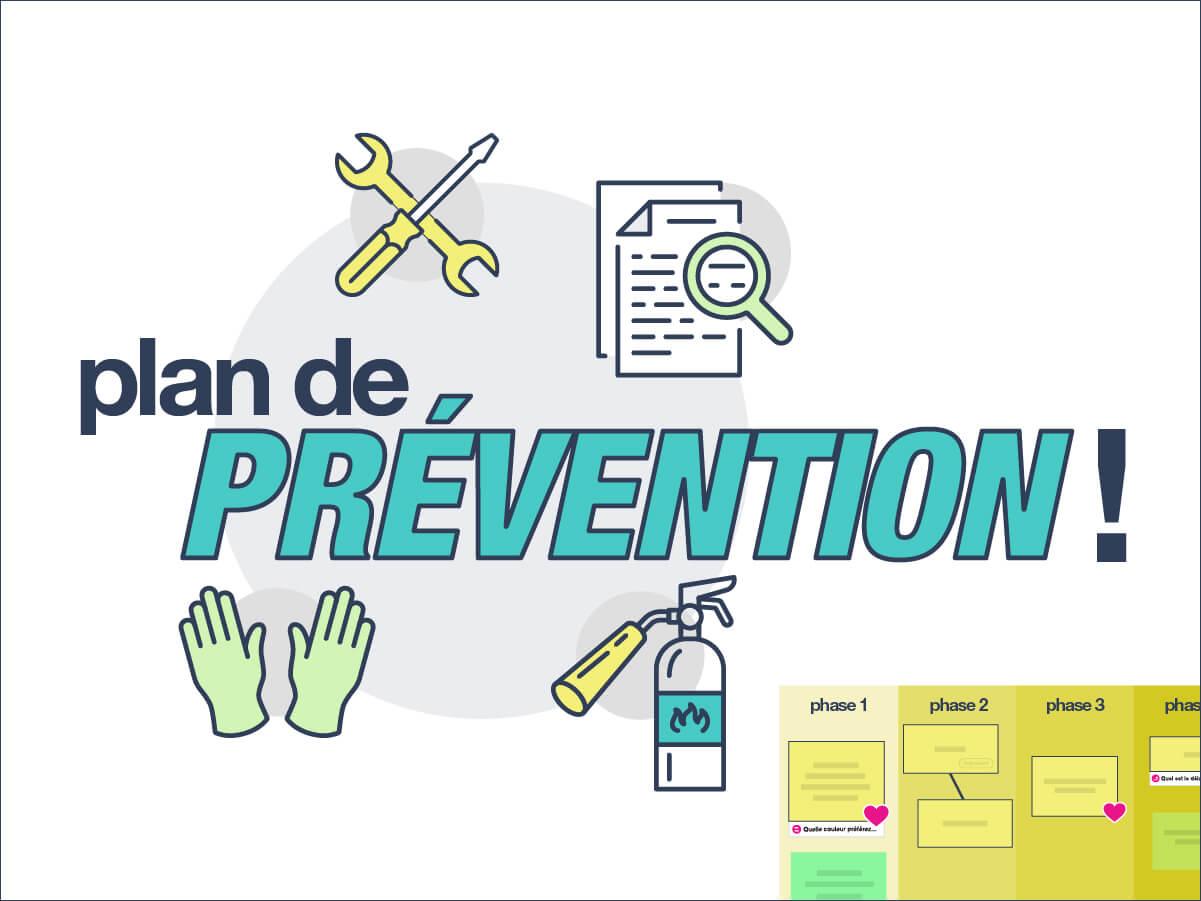template plan de prévention