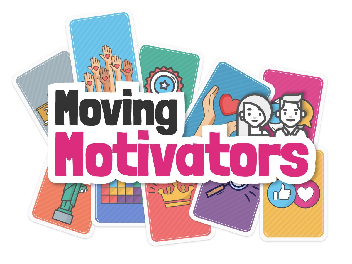 Template Moving motivators