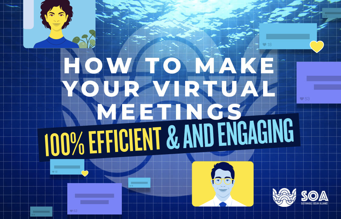 Case studies How to make your virtual meeting 100% efficient and engaging?