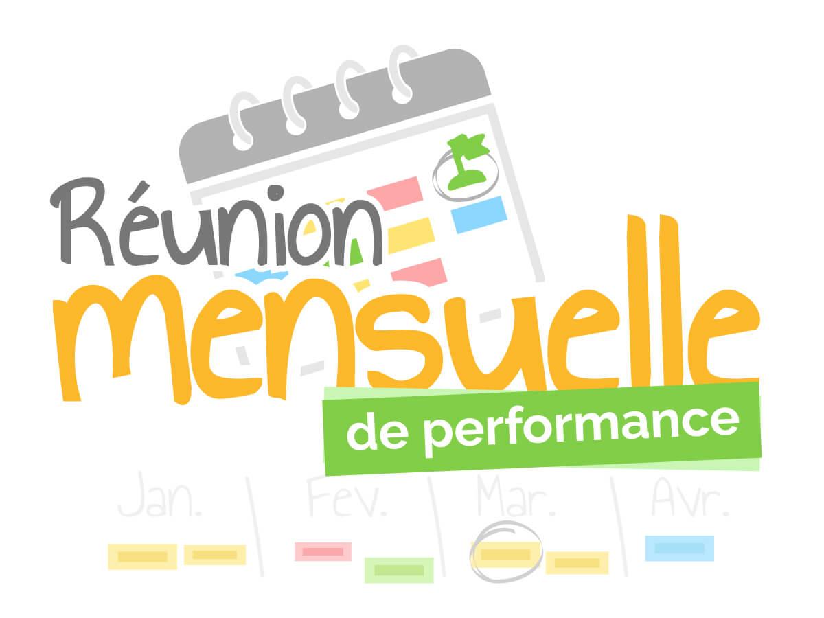 Réunion Mensuelle de performance