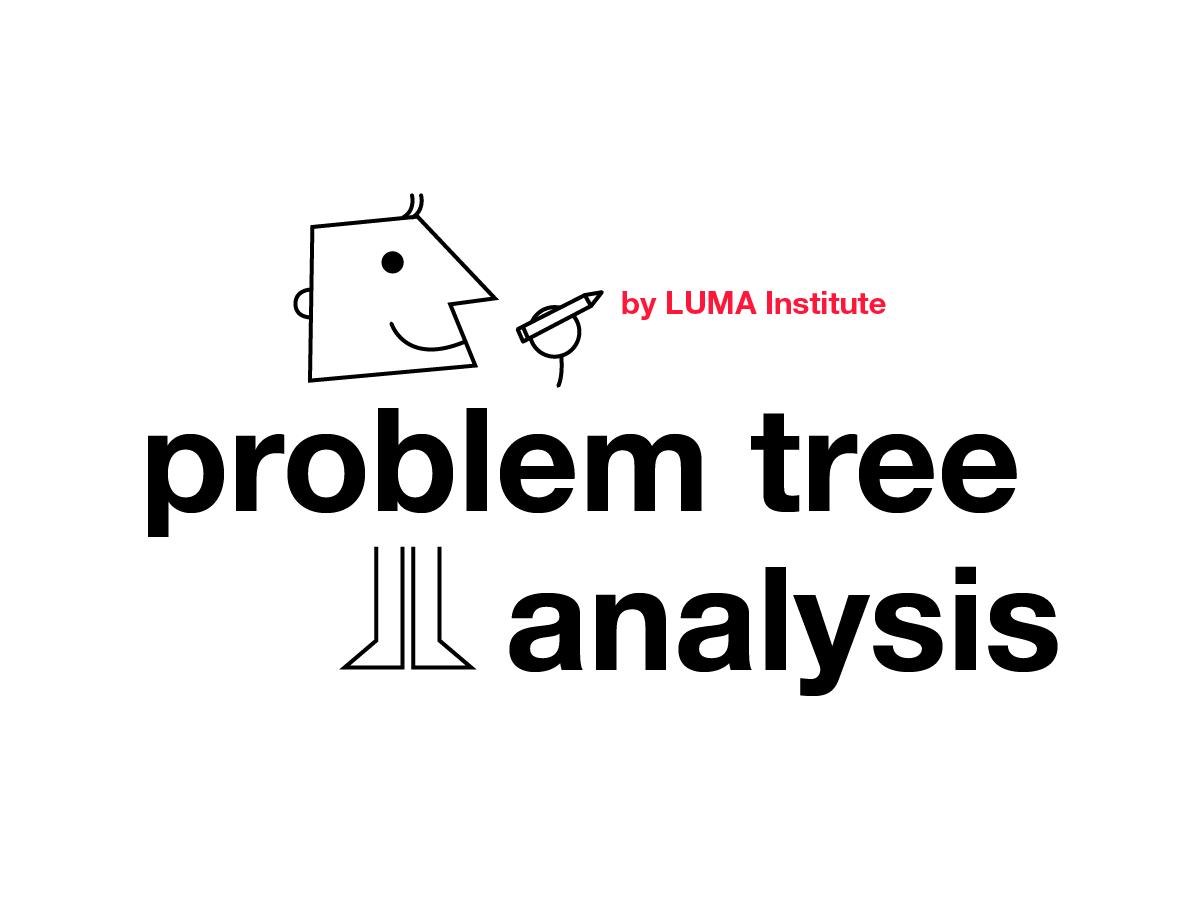 Design thinking by LUMA: problem tree analysis method | Klaxoon