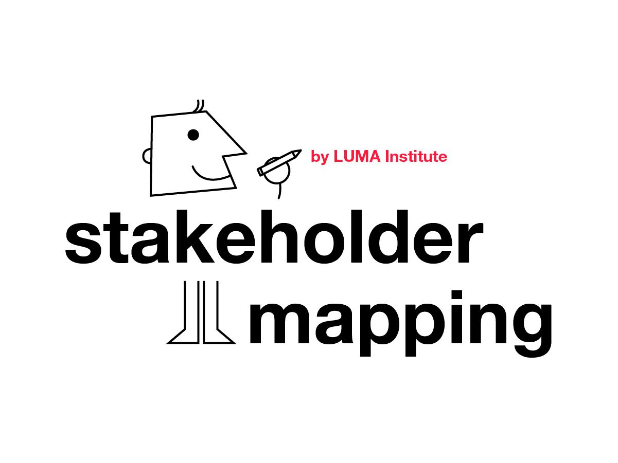 Design thinking by LUMA: stakeholder mapping method | Klaxoon