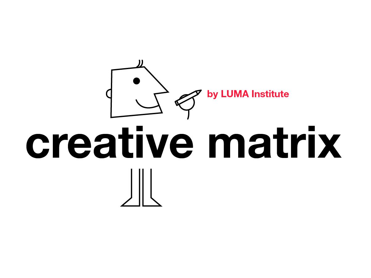 Design thinking by LUMA: Creative matrix method | Klaxoon