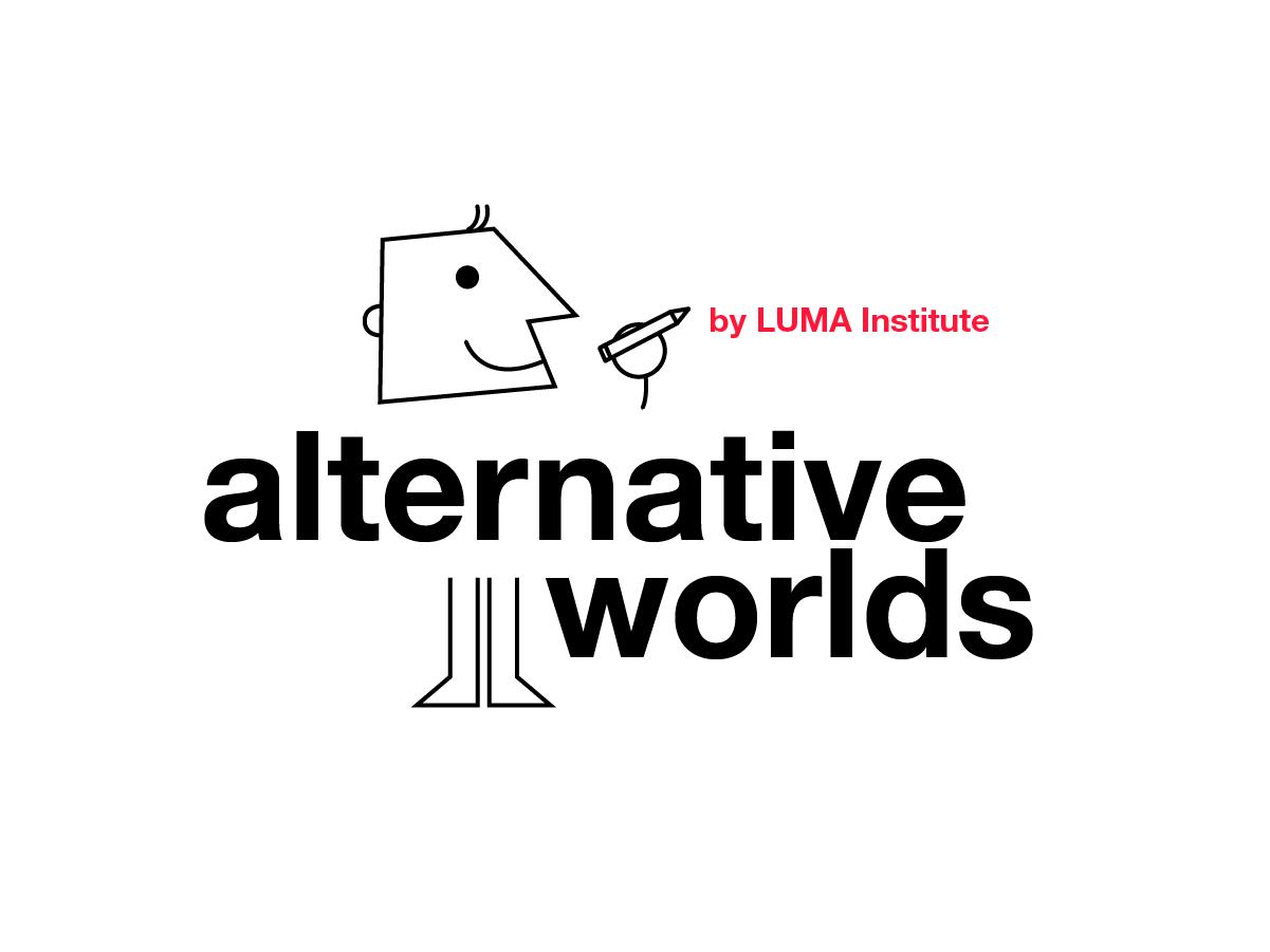 Design thinking by LUMA: alternative worlds method   Klaxoon