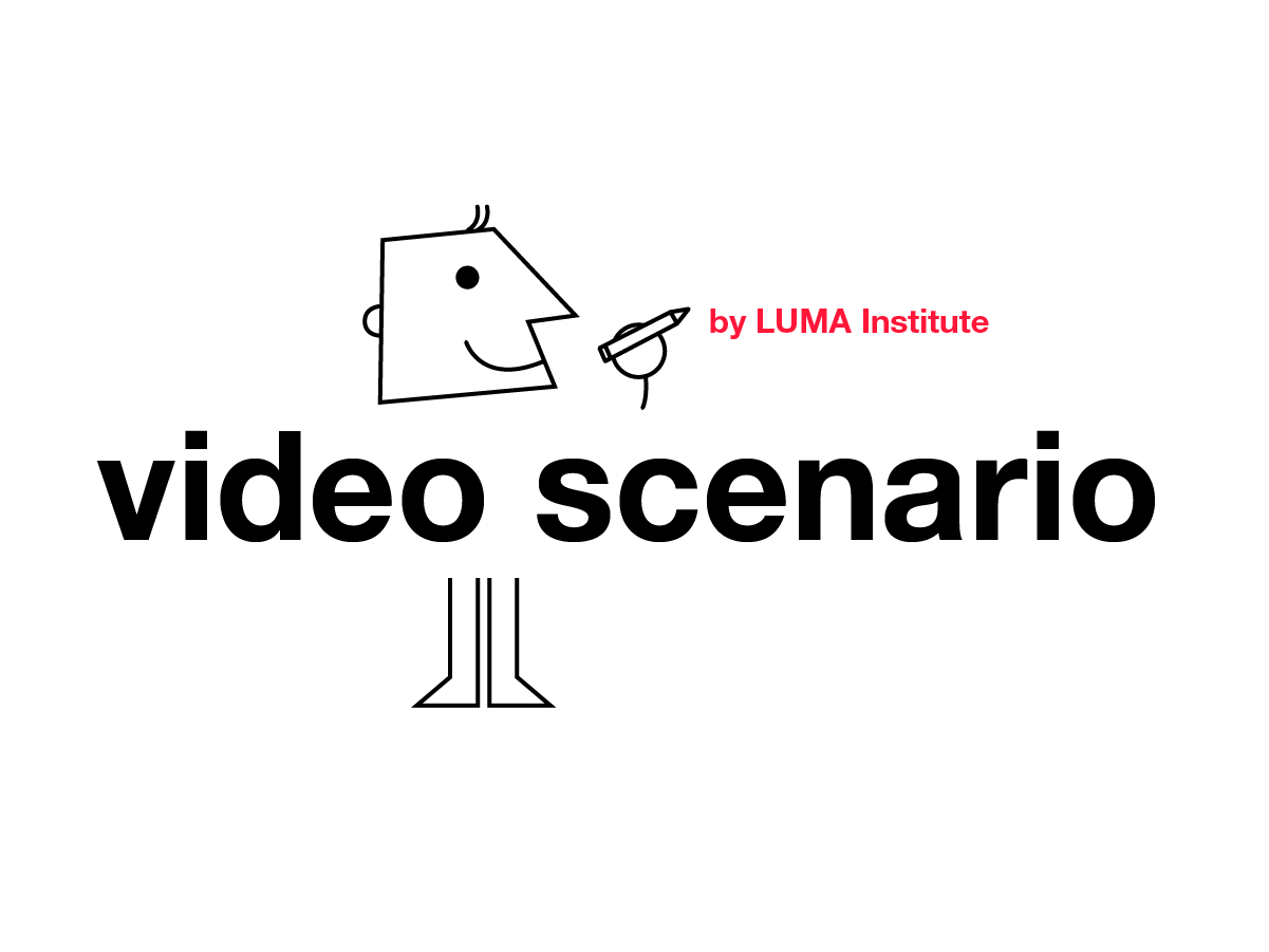 Design thinking by LUMA: video scenario method | Klaxoon