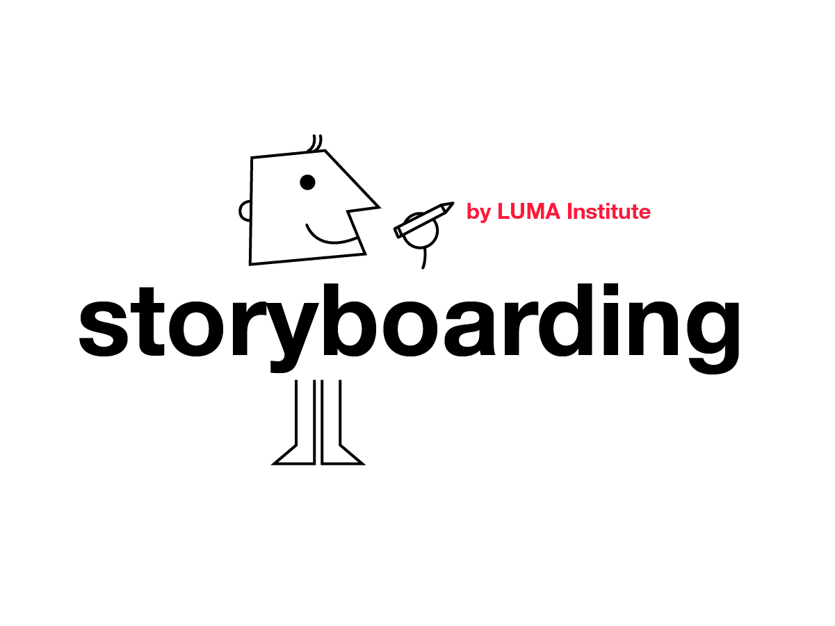 Design thinking by LUMA: storyboarding method | Klaxoon