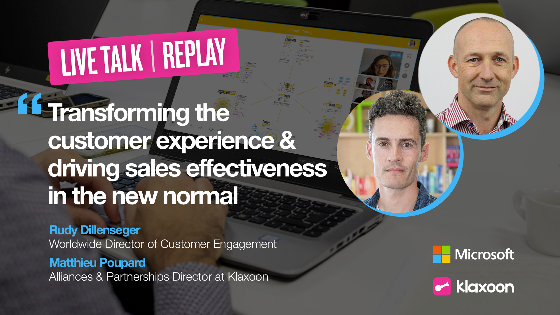 Live Transforming the customer experience and driving sales effectiveness in the new normal