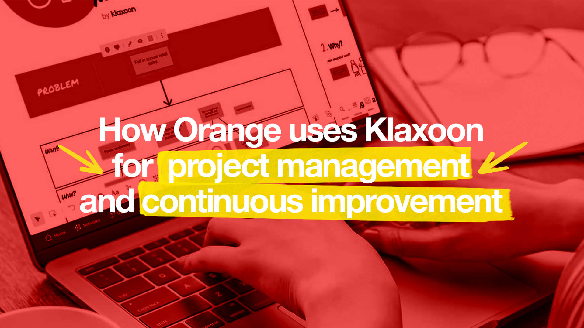 Project Management on Board: problem solving with the Kaizen methodology | Klaxoon