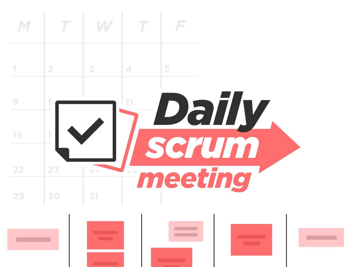 Gestion de projet Scrum : testez le Daily Scrum Meeting avec le Template gratuit |Klaxoon