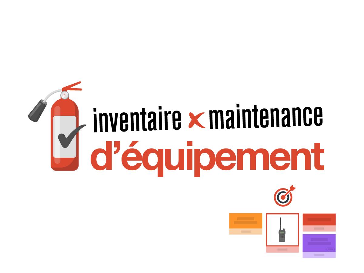 Inventaire et vérification d'équipement |Klaxoon