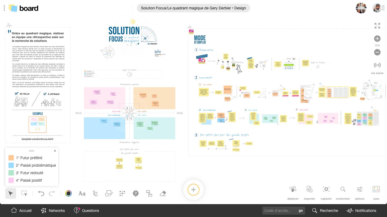 Exemple Solution Focus  Klaxoon