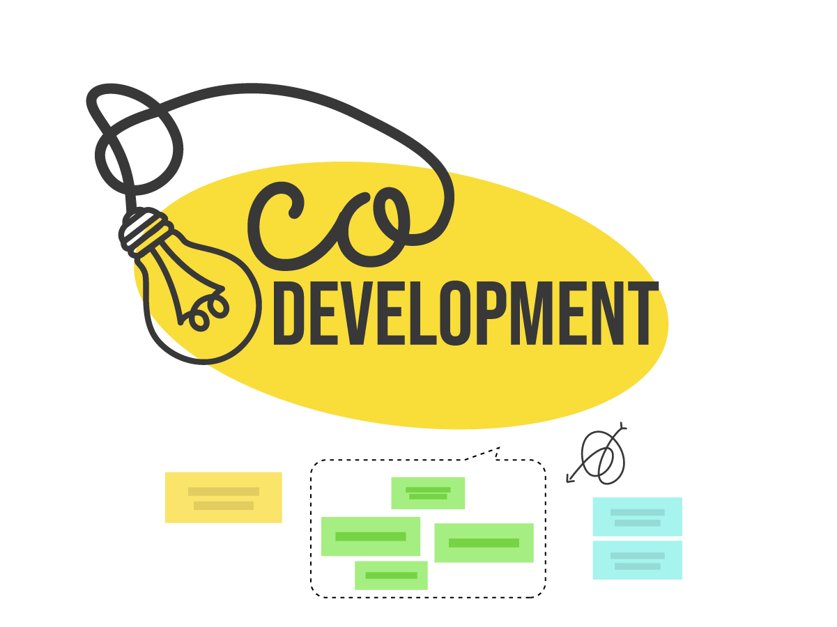 Training: free template to lead a co-development workshop |Klaxoon
