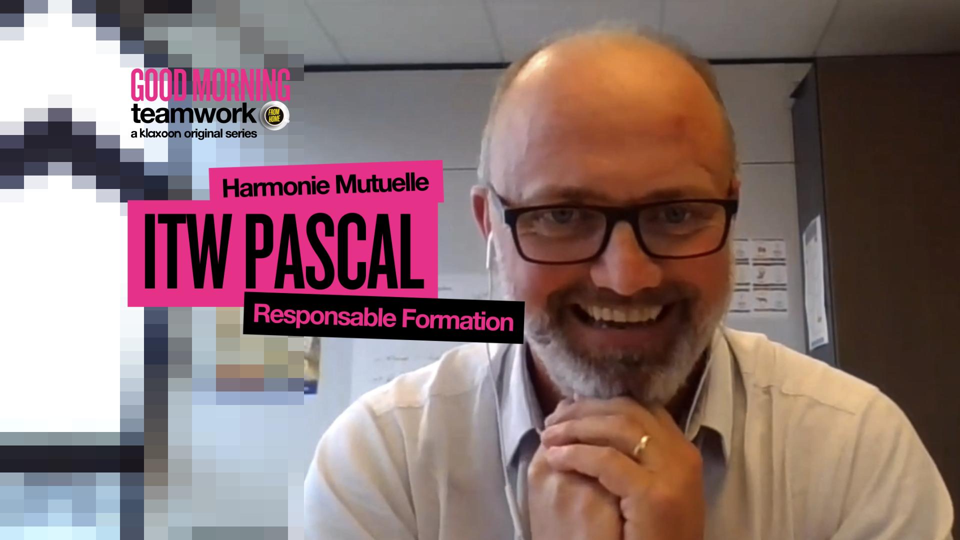 Formation : onboarding des nouveaux arrivants par Pascal Lestideau chez Harmonie Mutuelle | Klaxoon