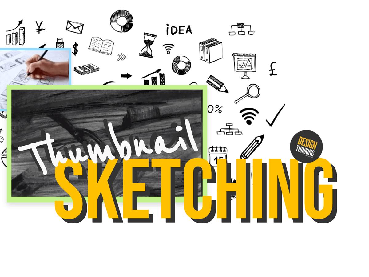 Thumbnail Sketching : testez la technique de brainstorm Thumbnail Sketching avec le Template gratuit |Klaxoon