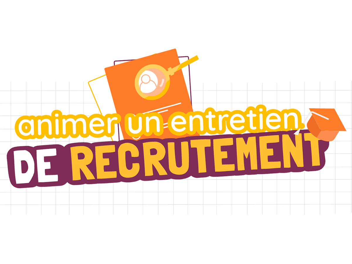 Animer un entretien de recrutement : testez-le avec le Template gratuit |Klaxoon