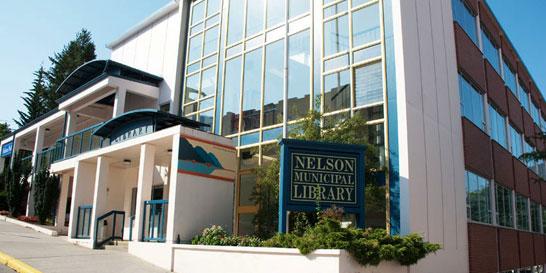 Nelson municipal library
