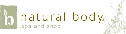 Natural Body Spa & Shop logo