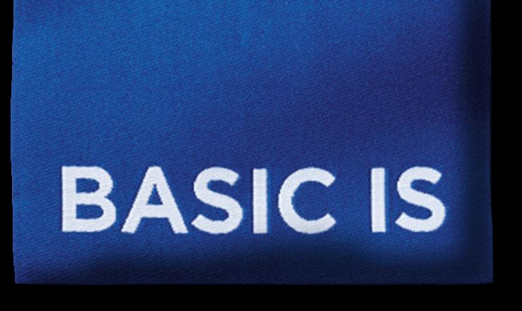 Basic Is