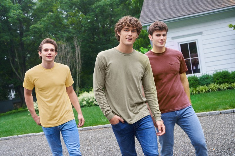 Comfort Colors – Garment-Dyed Heavyweight Collection