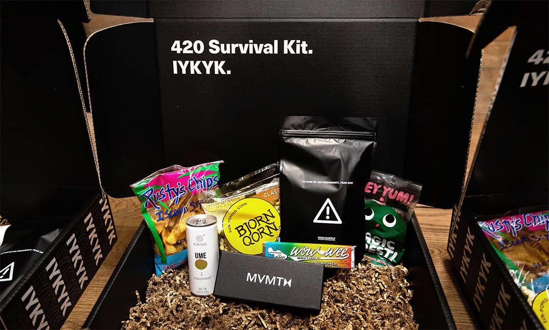 420 Survival Kit. IYKYK.